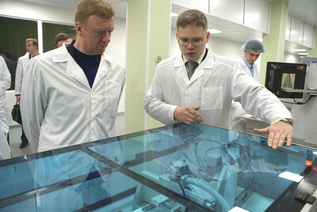 «Роснано» планирует в Новосибирске производить сверхпрочные протезы