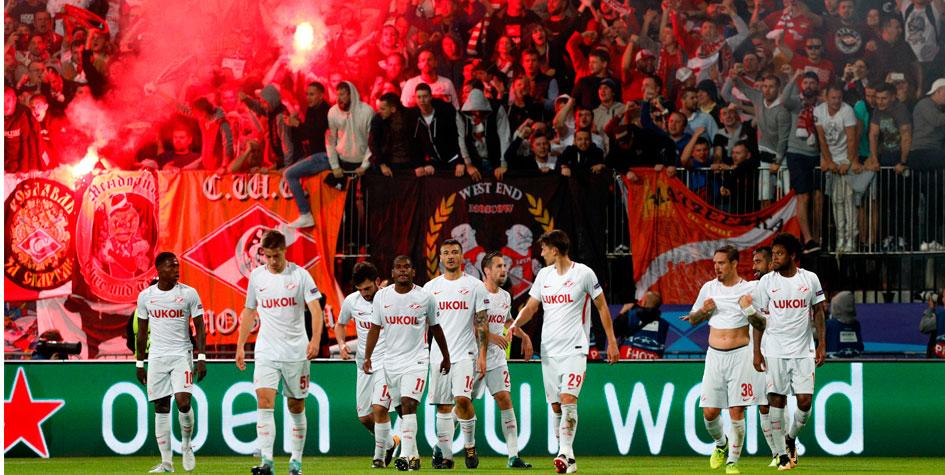 УЕФА запретил фанатам «Спартака» посещение матча против «Севильи»