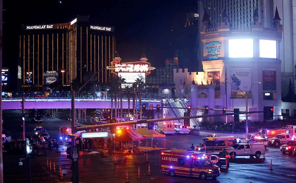Стрелок из Лас-Вегаса во время атаки сделал 1100 выстрелов