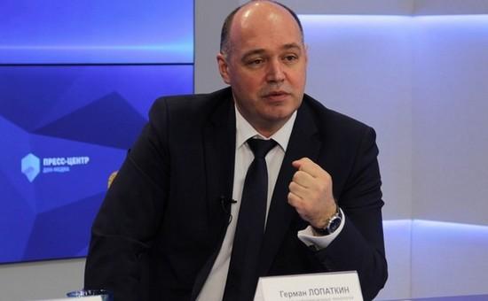 Герман Лопаткин: Госуслуги Ростовской области стали доступны в соцсети