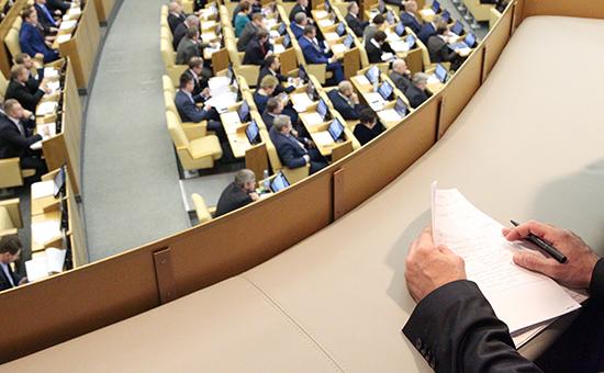 Госдума поддержала декриминализацию побоев всемье