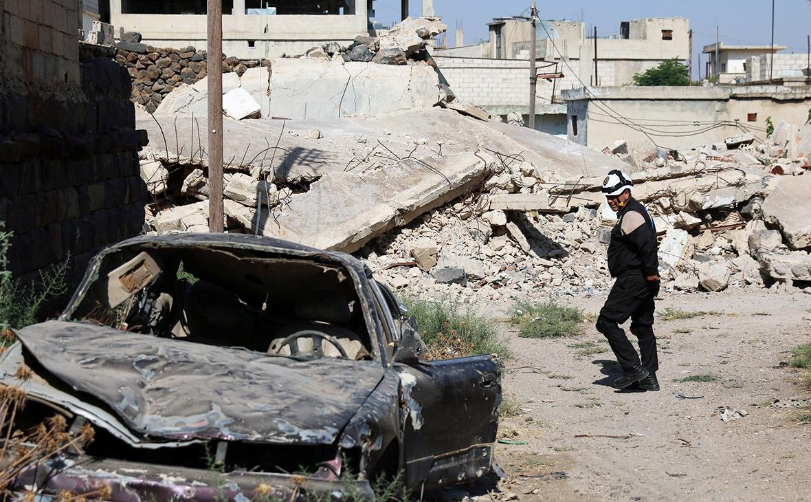 Агентство SANA сообщило о гибели 40 человек в Сирии от авиаудара коалиции