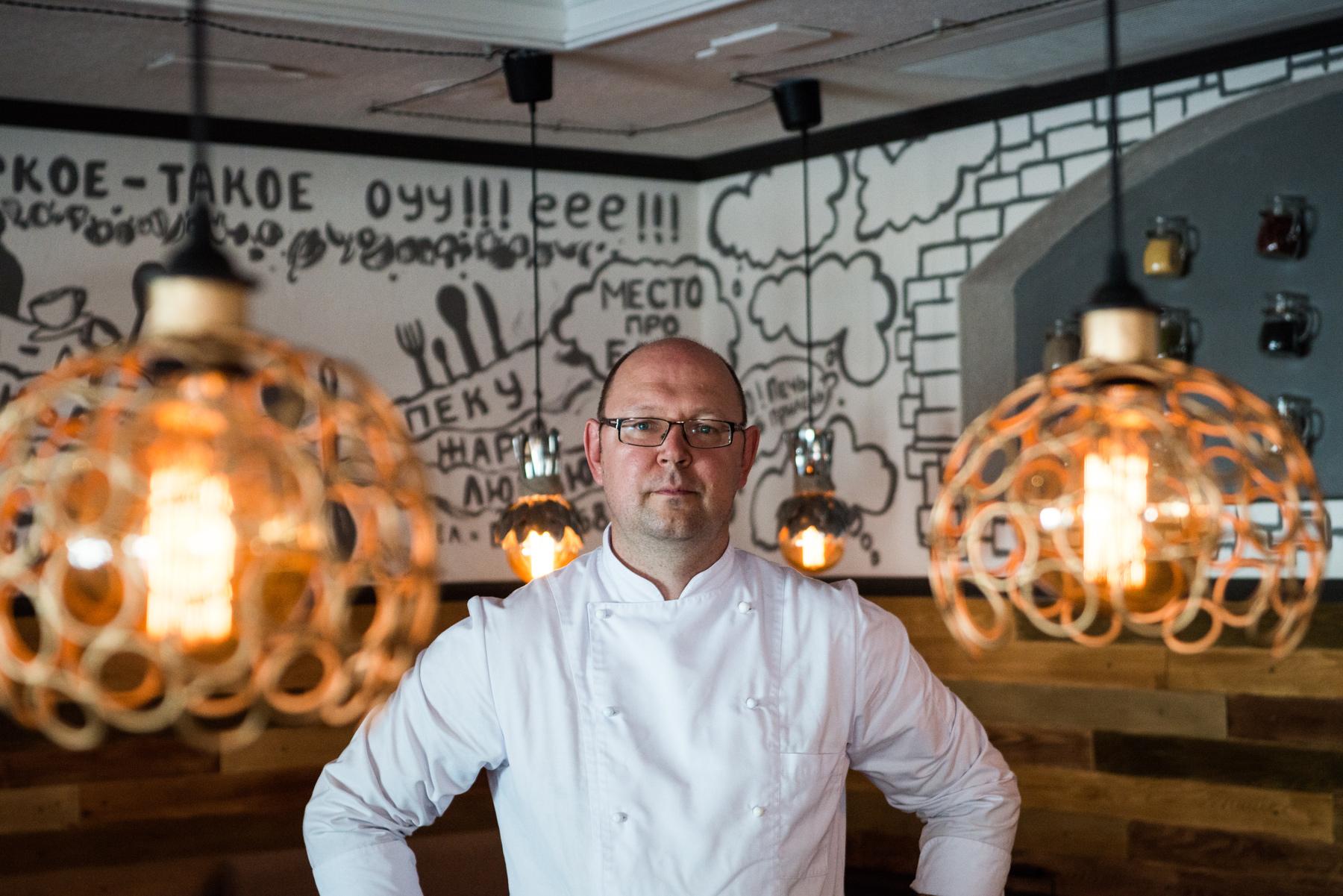 Андрей Матюха: «Сделать ресторанный бизнес рентабельным — второстепенно»