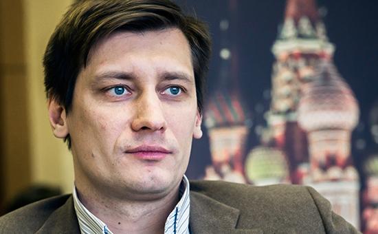 Гудков захотел стать единым кандидатом от демократов на пост мэра Москвы