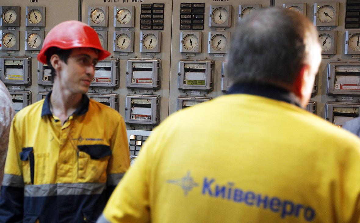 «Киевэнерго» Ахметова пригрозила оставить столицу Украины без воды