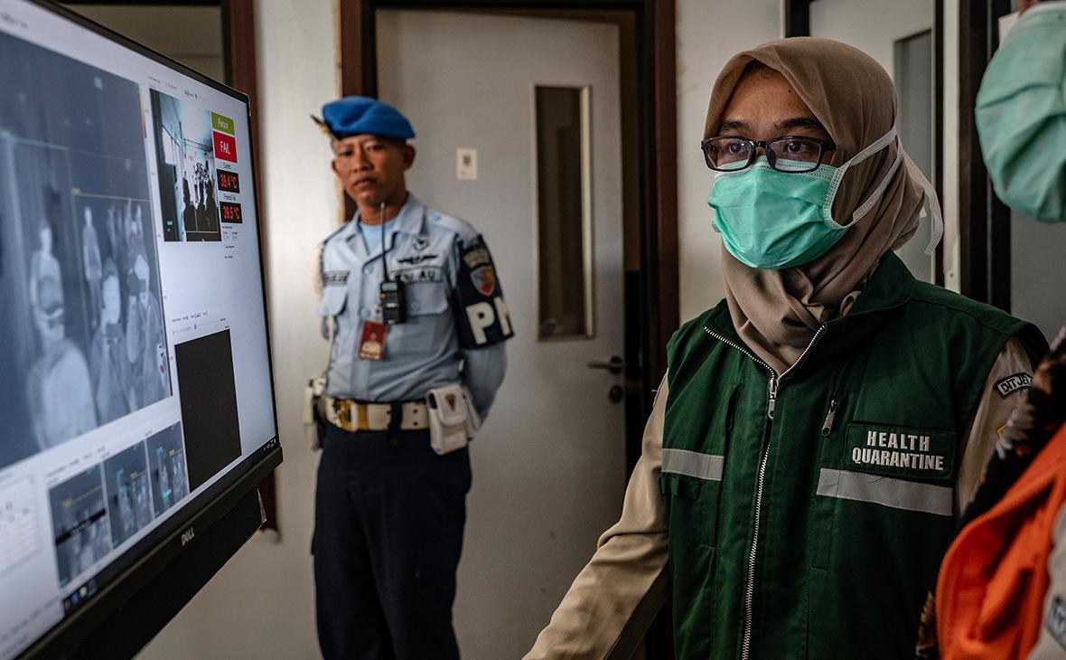 На Бали россиянина госпитализировали с подозрением на коронавирус