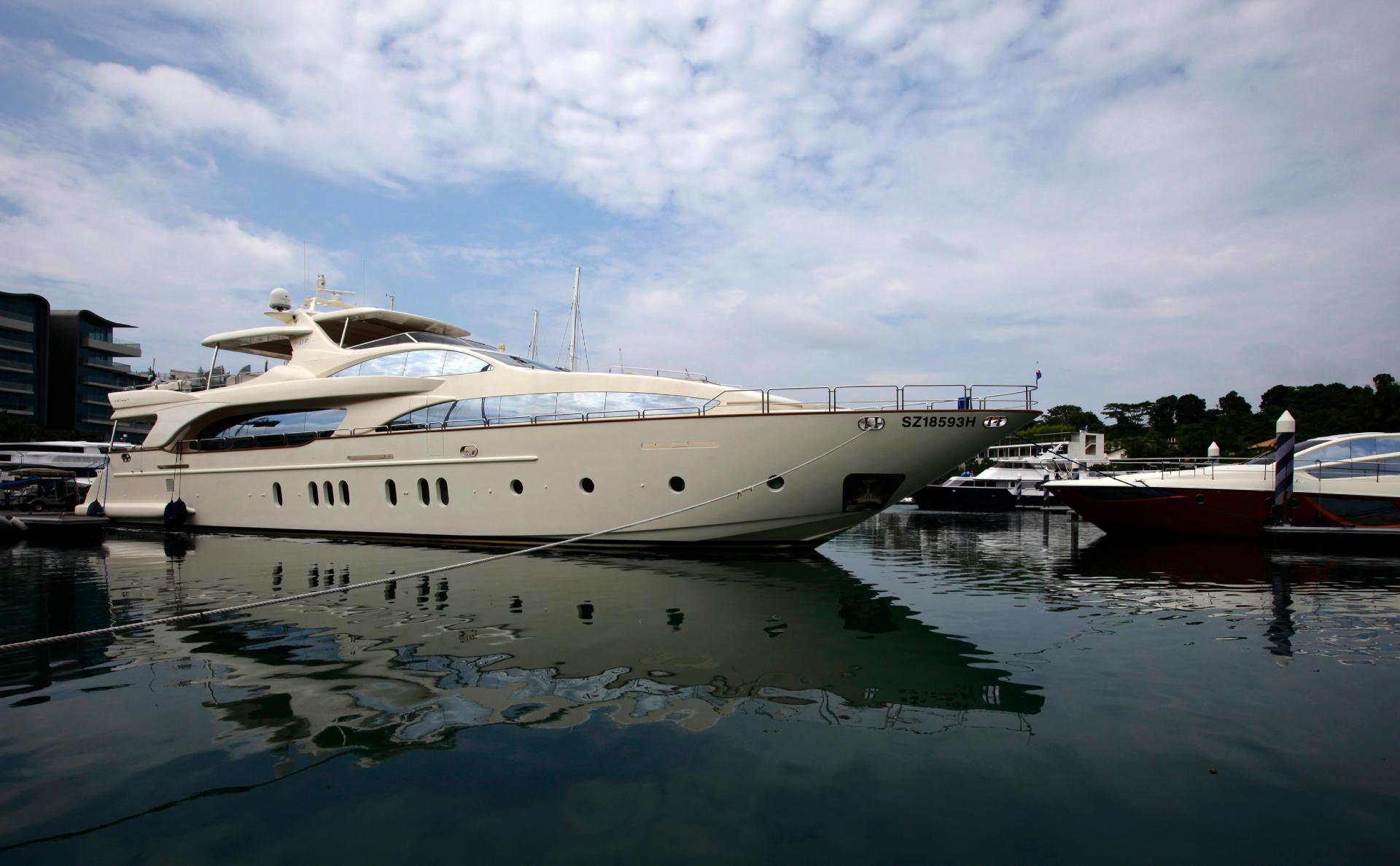 Производители яхт заявили о падающих продажах из-за рисков в экономике photo