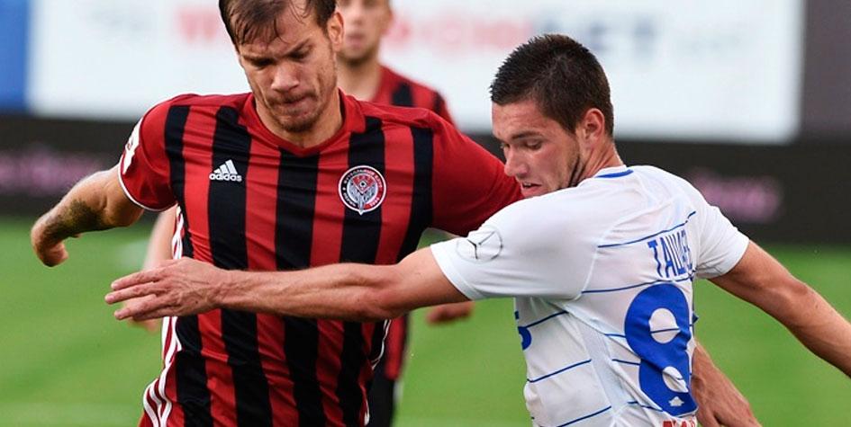 «Динамо» одержало первую победу в сезоне