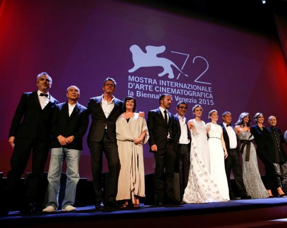 Кому ушел главный приз Венецианского кинофестиваля :: Кино :: Кругозор :: РБК.Стиль
