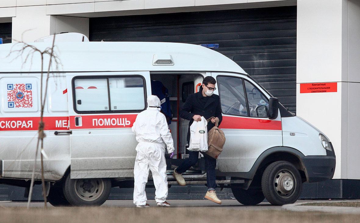 В Москве за сутки выявили почти 3 тыс. новых зараженных коронавирусом