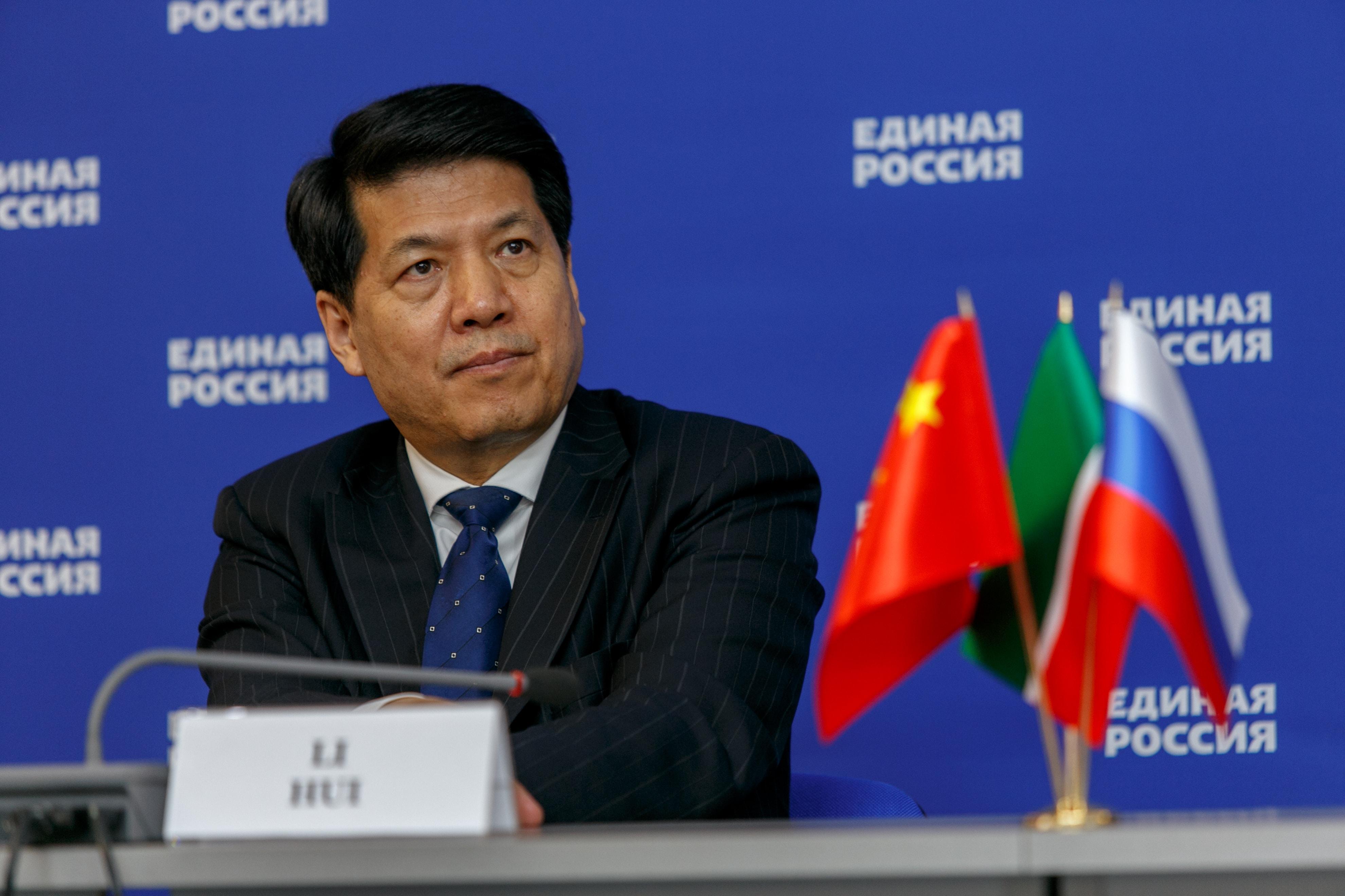 Компартия Китая и «Единая Россия» объединятся против внешних вызовов