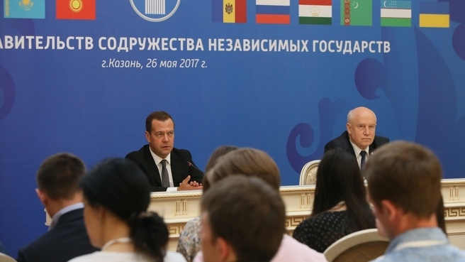 Медведев анонсировал в Казани создание Ассоциации технопарков СНГ