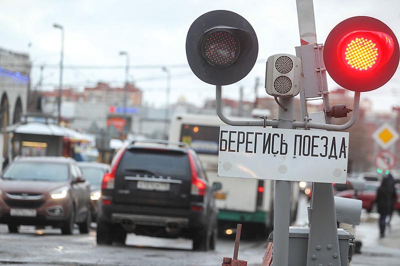 В Петербурге появятся платные железнодорожные переезды