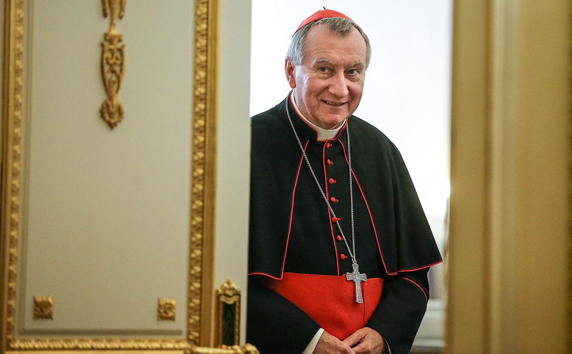 Кардинал-посредник: зачем в Россию приезжал второй человек в Ватикане