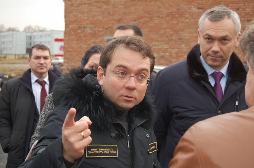 Генпрокуратура проверит дворы Бердска после визита замглавы Минстроя РФ