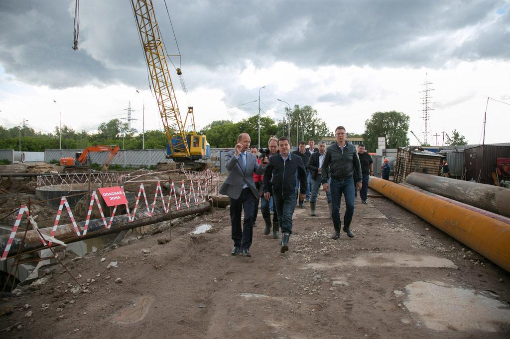 Метшин: Строительство станции «Заречная» не увеличит размер платежей