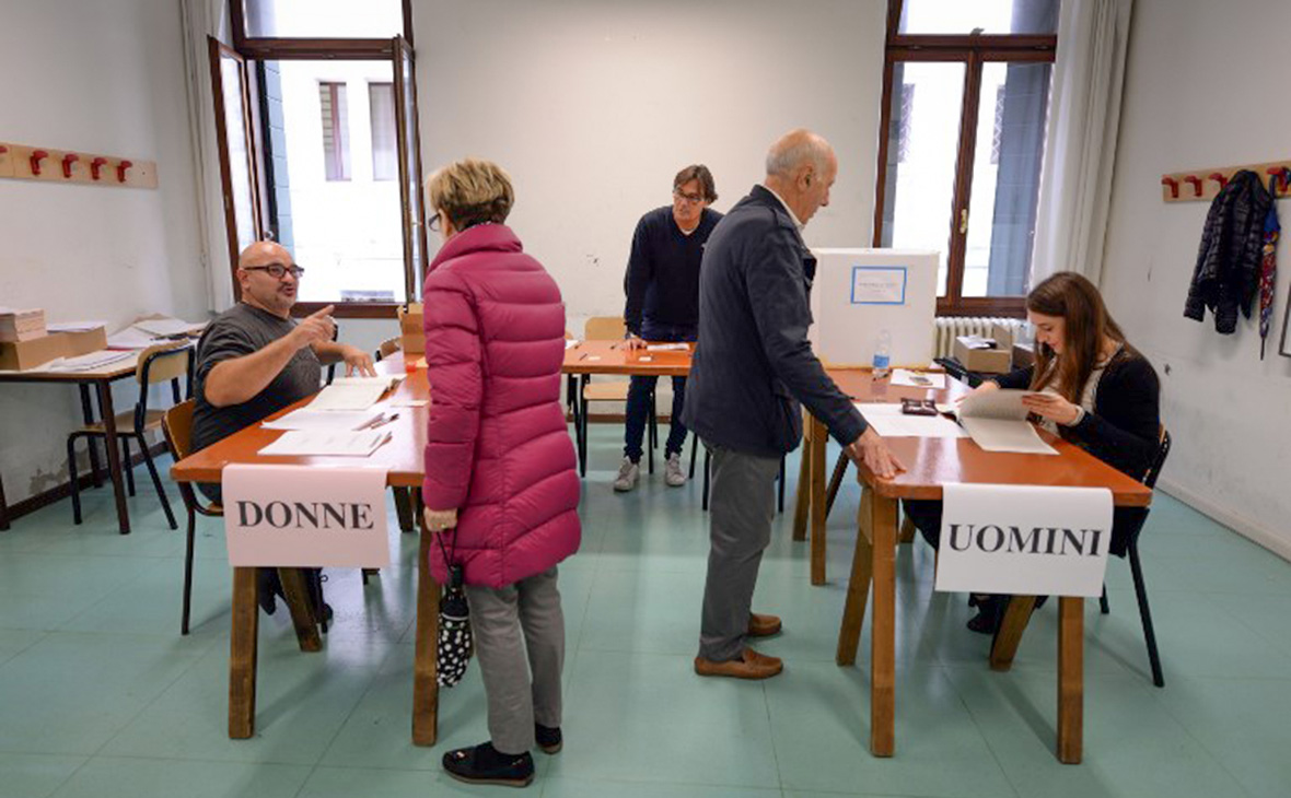 В итальянских Венето и Ломбардии прошли референдумы об автономии