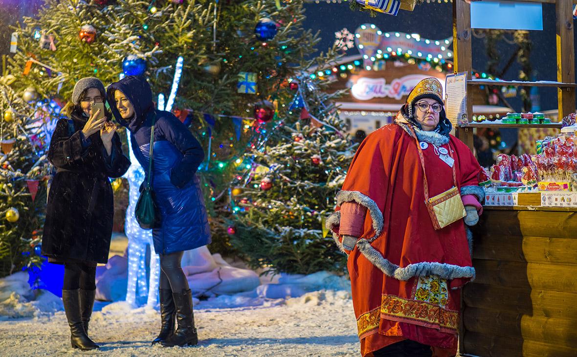 Власти Москвы решили перекрыть на Новый год несколько улиц