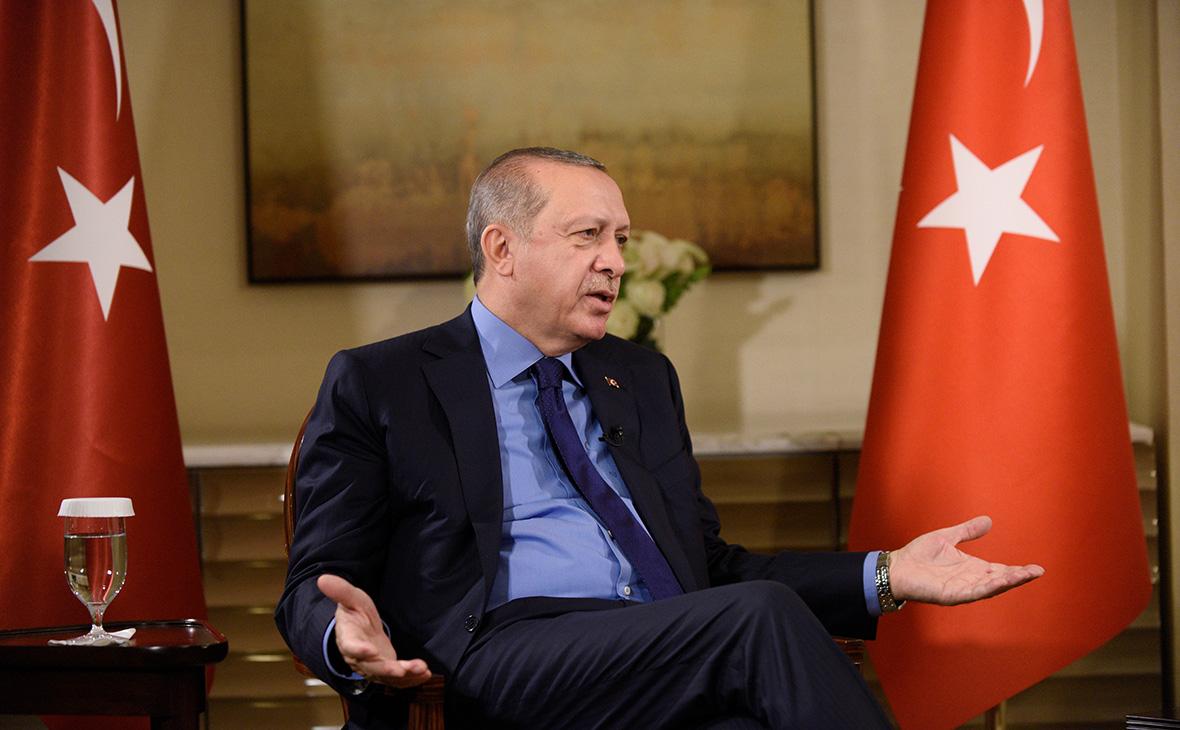 Эрдоган рассказал о планах России и Турции по зонам деэскалации в Идлибе