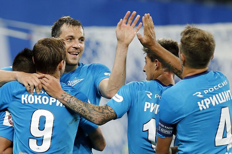 «Зенит» стал самым прибыльным клубом Европы