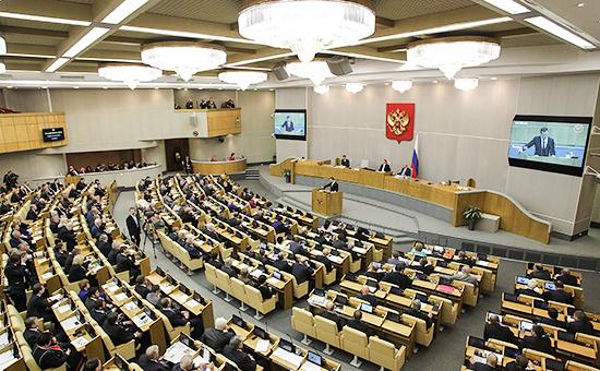 350 депутатов новой Думы не написали ни одного законопроекта