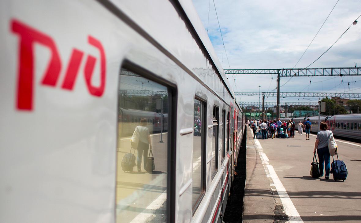 Высокоскоростные магистрали РЖД попали в проект МЭР на 7 трлн руб.