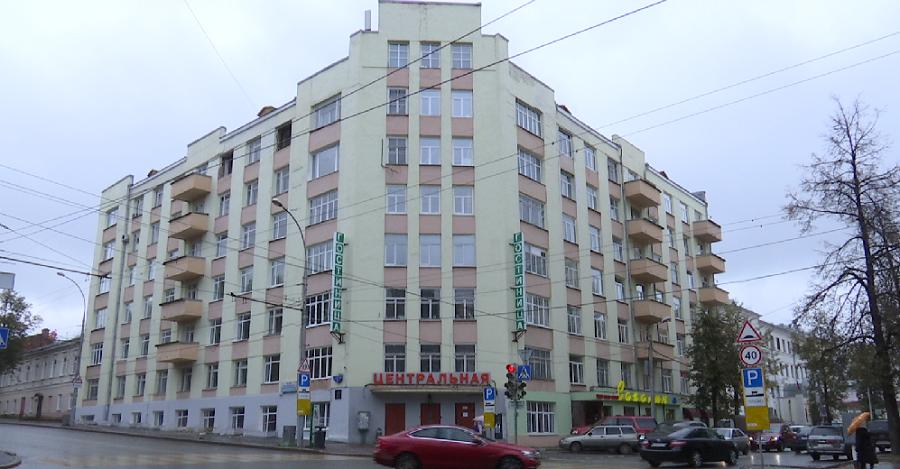 Общежитие для индусов в Перми ремонтируют без разрешения