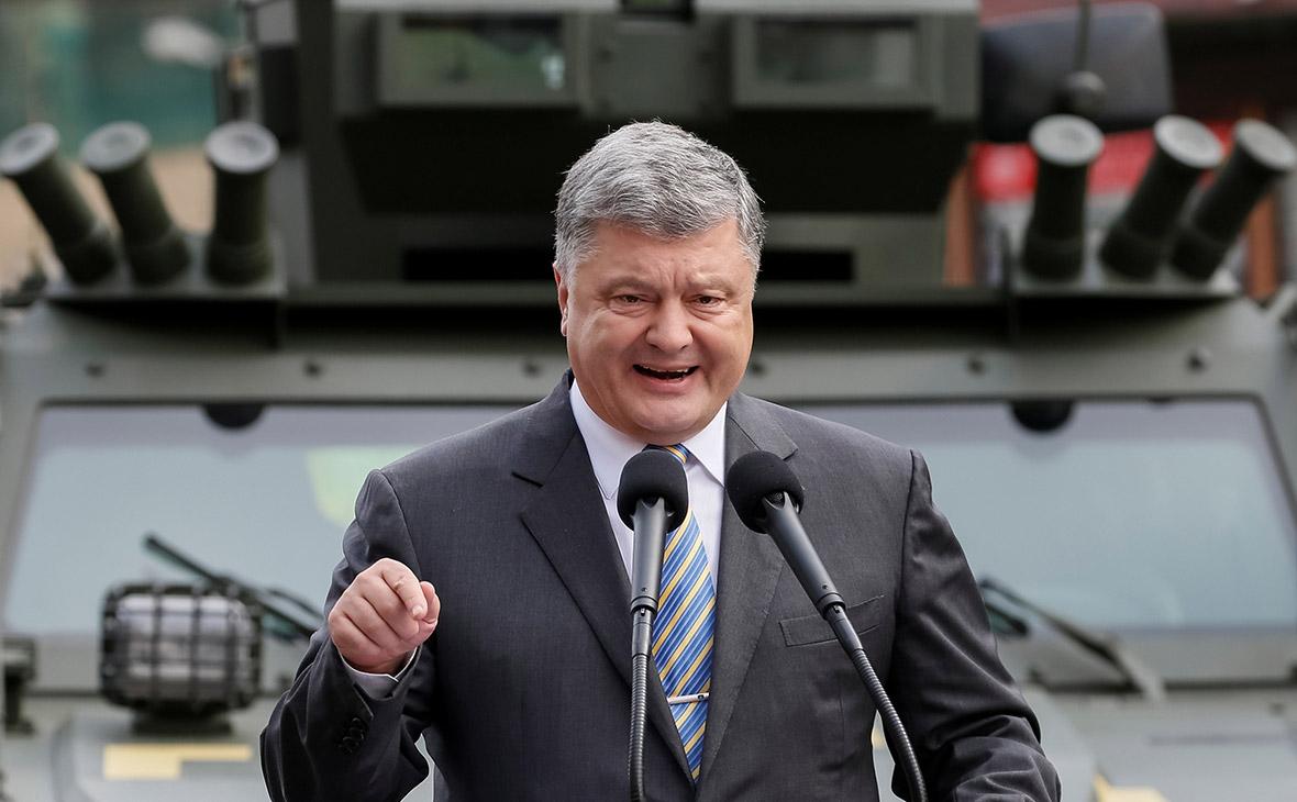 Порошенко увидел «свет в конце тоннеля» в разрешении конфликта в Донбассе