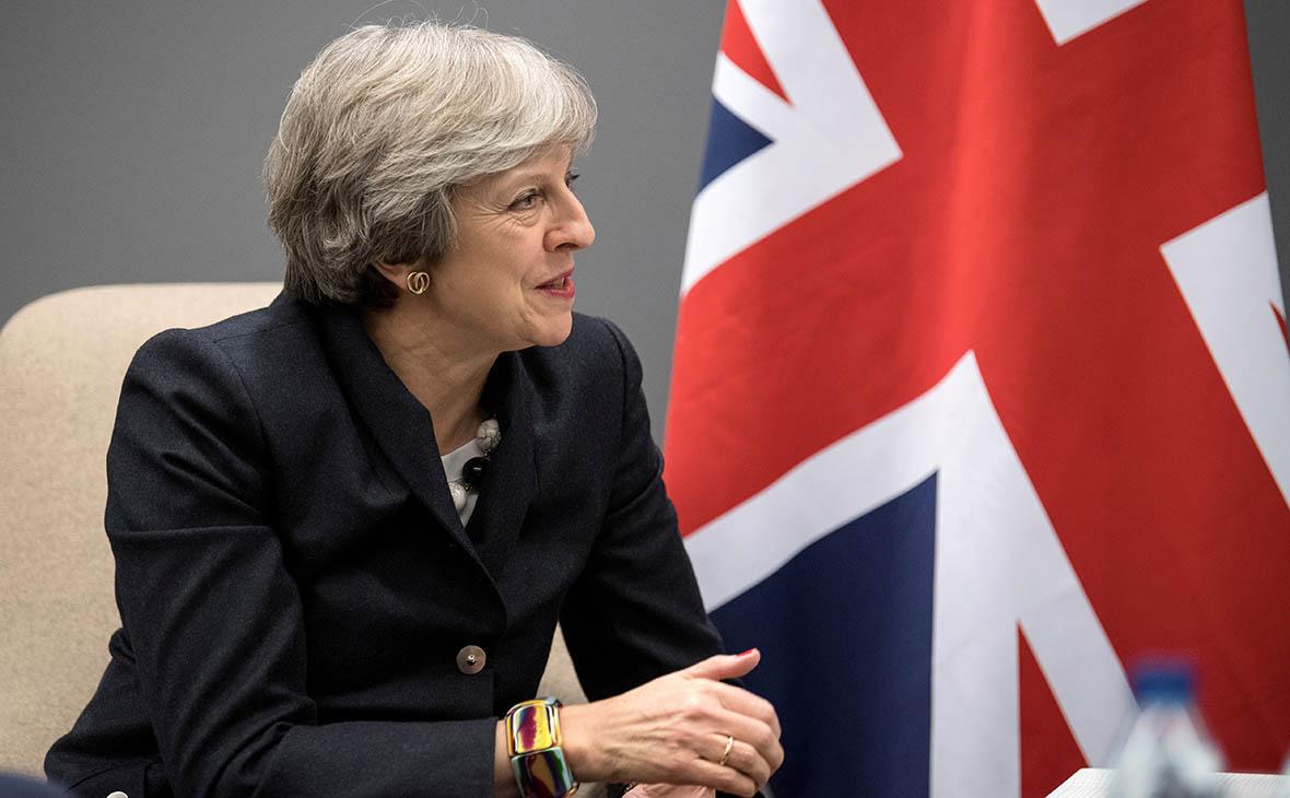 Лондон раскрыл детали антироссийской речи Мэй на «Восточном партнерстве»