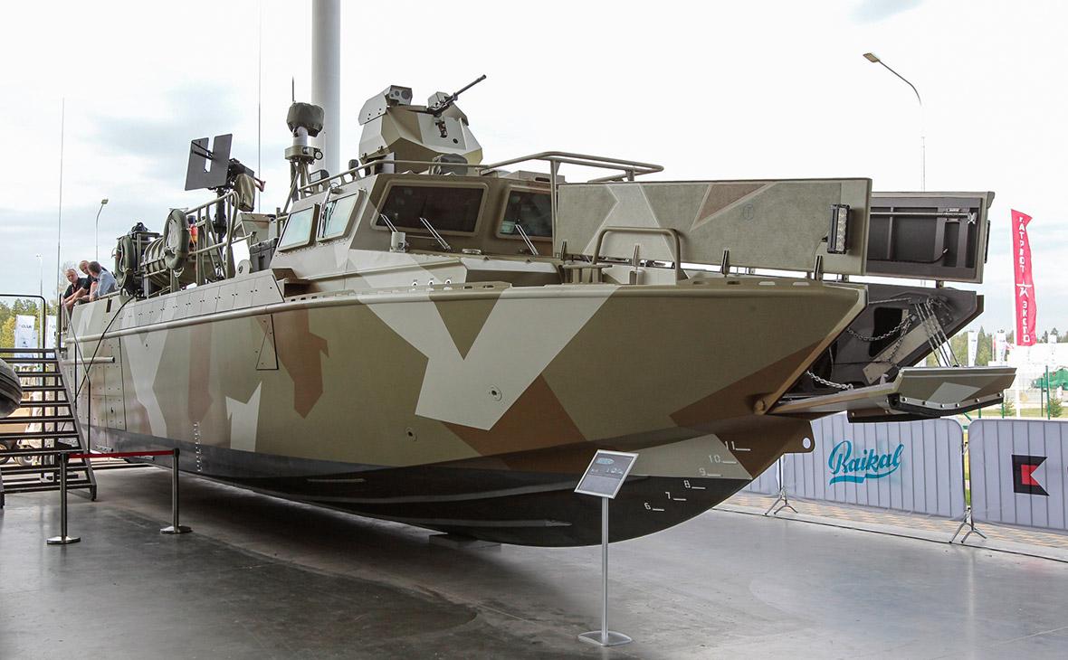 «Калашников» поставит Минобороны 15 катеров на 800 млн руб.