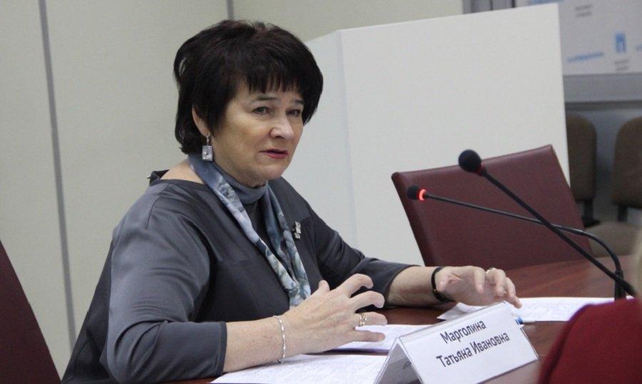 Татьяна Марголина продолжает исполнять обязанности омбудсмена Прикамья