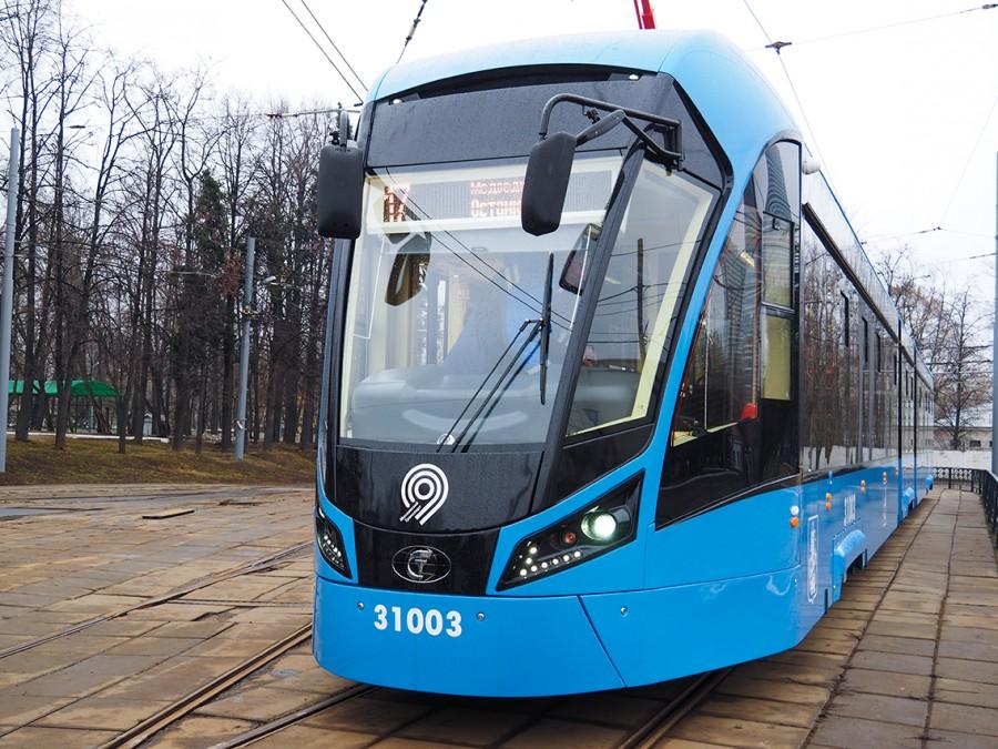 Производитель инновационных трамваев для Москвы  стремится в Новосибирск