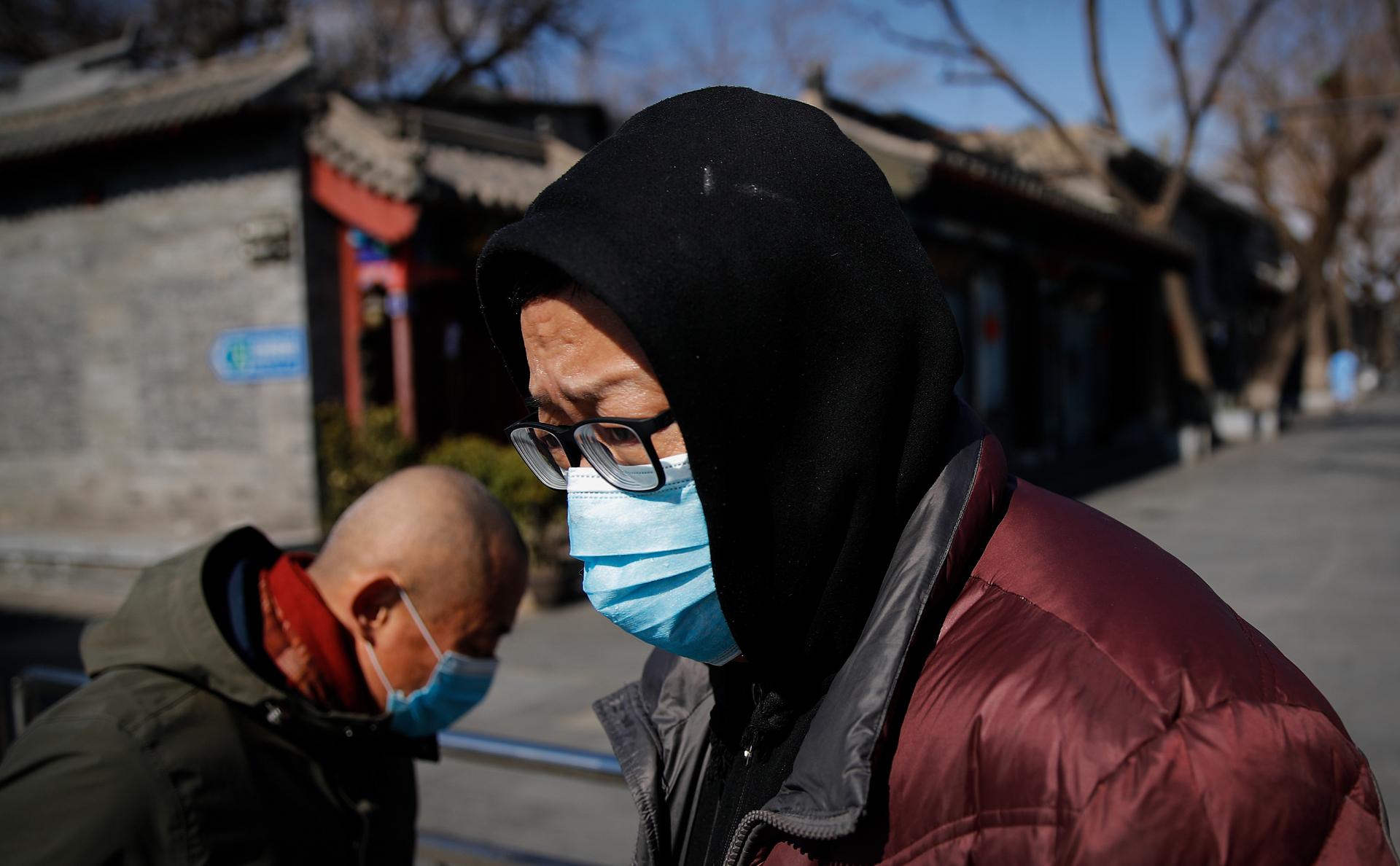 Число заболевших коронавирусом в Китае превысило 80,1 тыс. человек