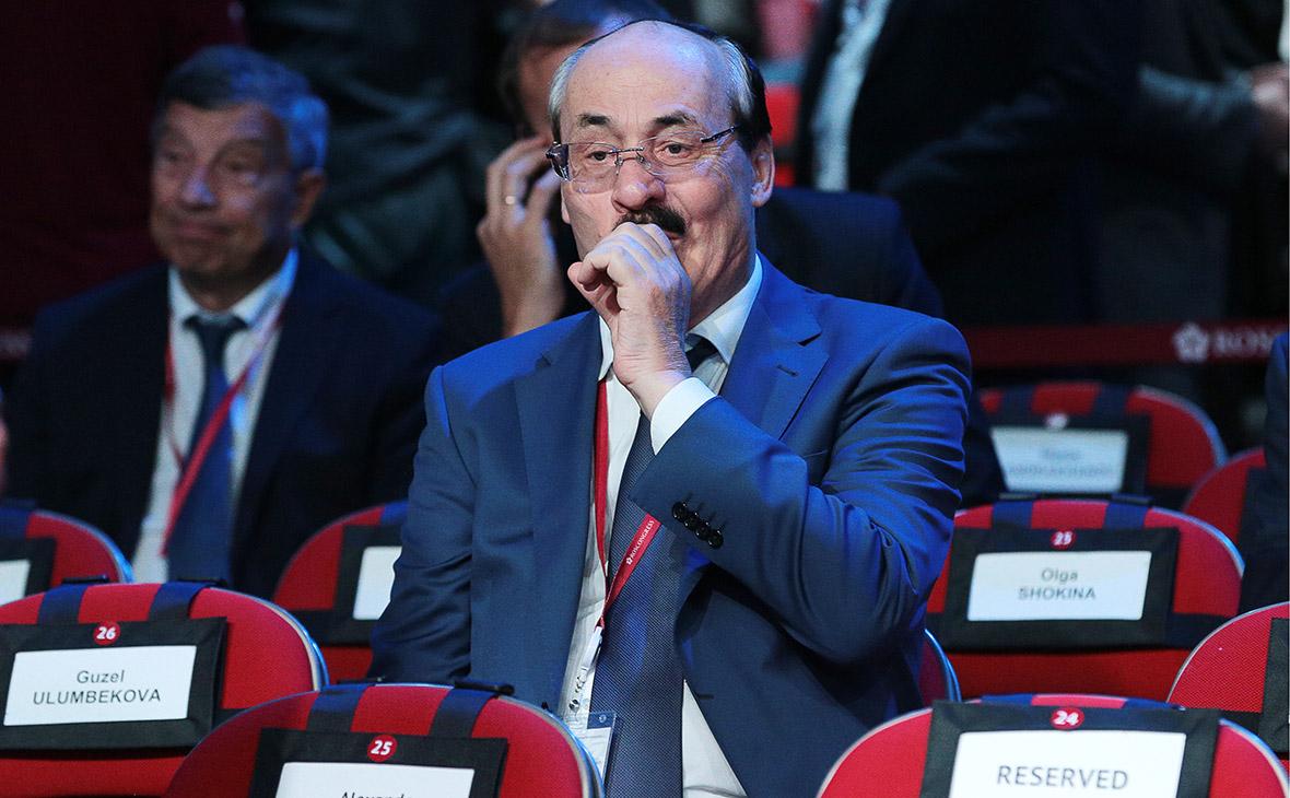 В Дагестане слухи об отставке главы назвали «феноменом Абдулатипова»