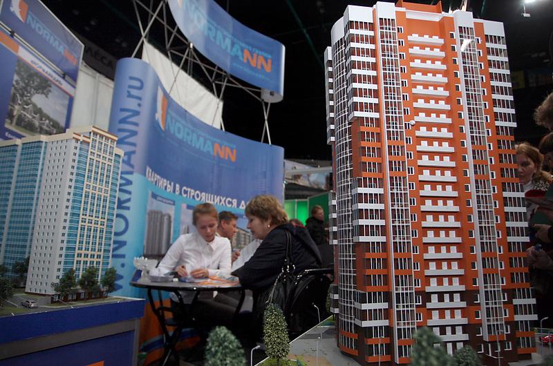 Строительная компания «Норманн» начала распродажу активов