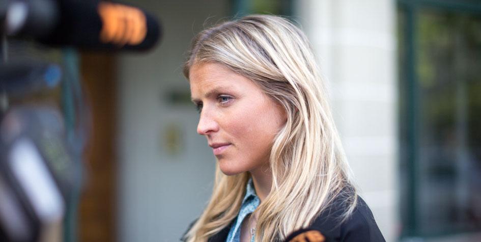 Норвежскую олимпийскую чемпионку отстранили от участия в Играх-2018