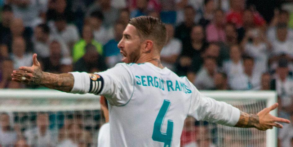 «Реал» подаст апелляцию на удаление Серхио Рамоса
