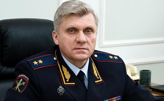 Начальник ГУ МВД по Краснодарскому краю и его замы отчитались о доходах