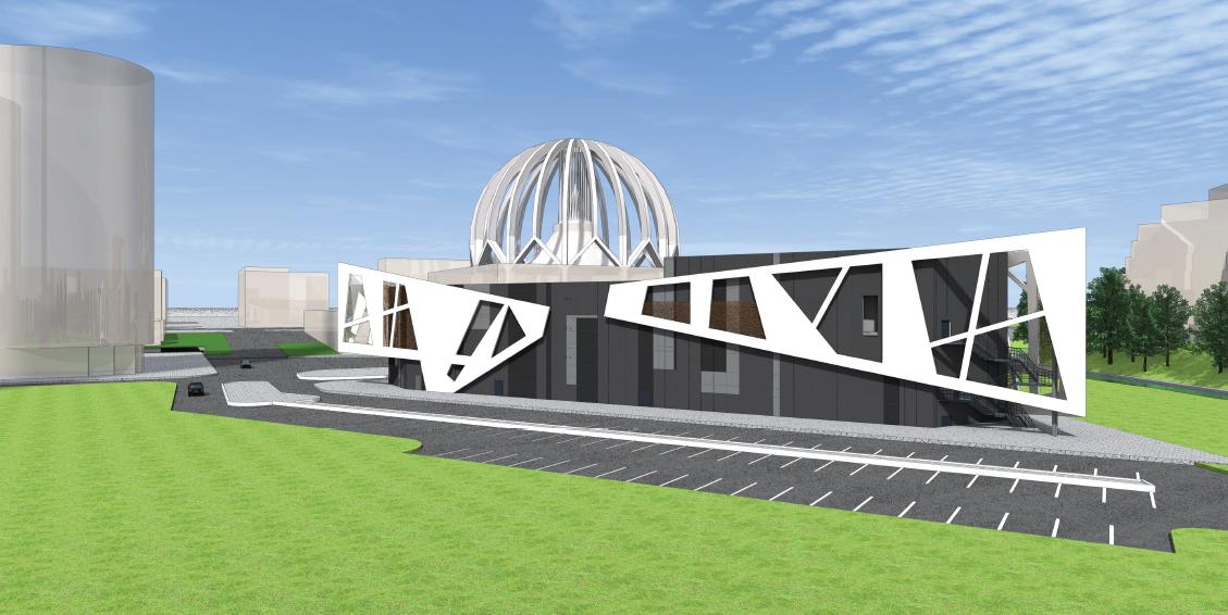 Для строительства Музея истории вЕкатеринбурге ищут нового подрядчика