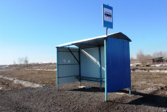 Новосибирская прокуратура проверила «золотую» остановку в Барабинске