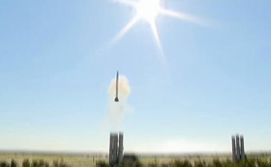 Японские СМИ показали видео испытания новой системы ПВО Северной Кореи
