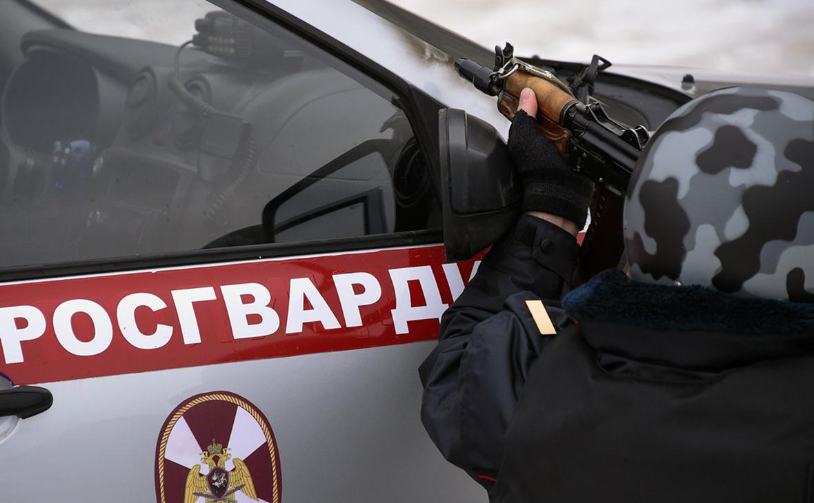 СМИ узнали о причинах нападения сотрудника Росгвардии на сослуживцев