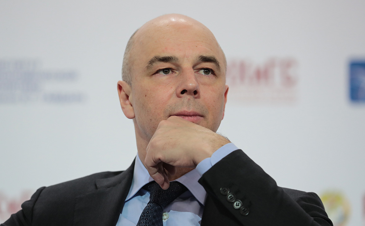 Силуанов заявил о создании структуры для помощи попавшим под санкции