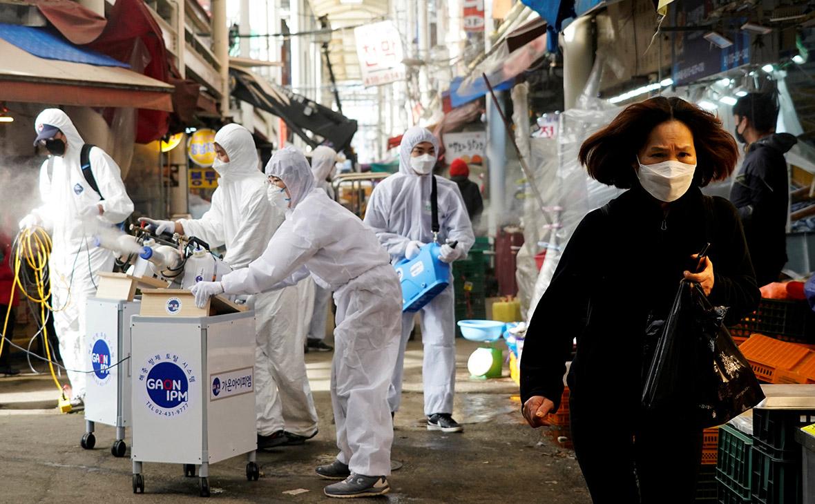 Китайский коронавирус. Самое актуальное на 27 февраля