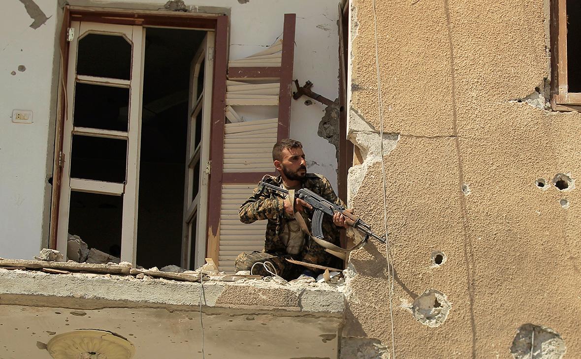 Генштаб рассказал о разгроме ИГ после освобождения Дейр-эз-Зора