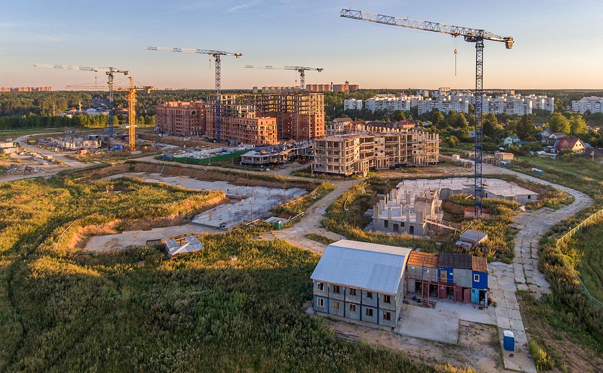 Минстрой назвал стоимость завершения проектов Urban Group