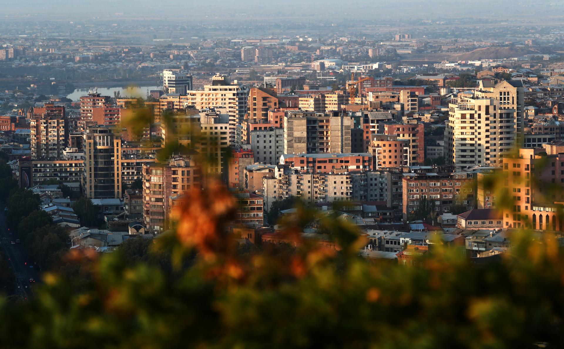 В Армении выявили первый случай заражения коронавирусом