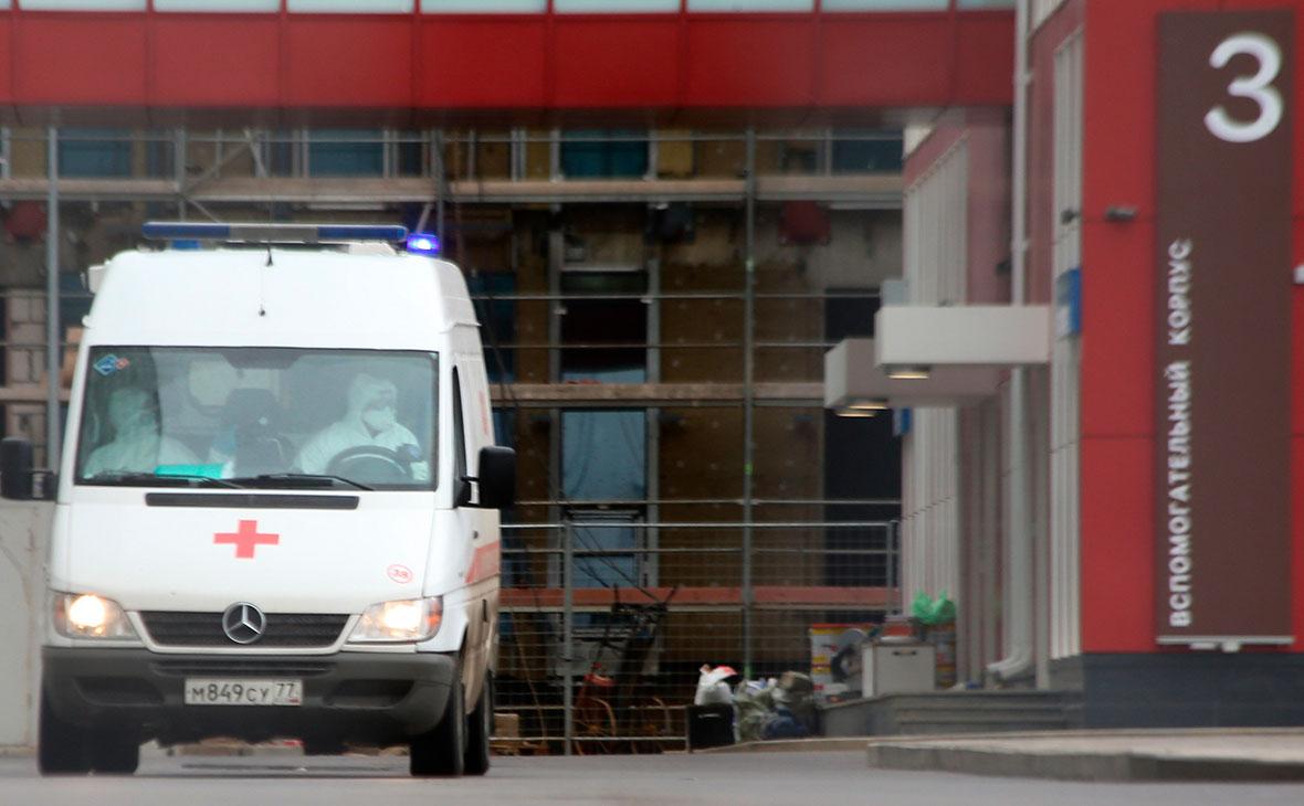 В Москве за сутки выявили 1136 заболевших коронавирусом