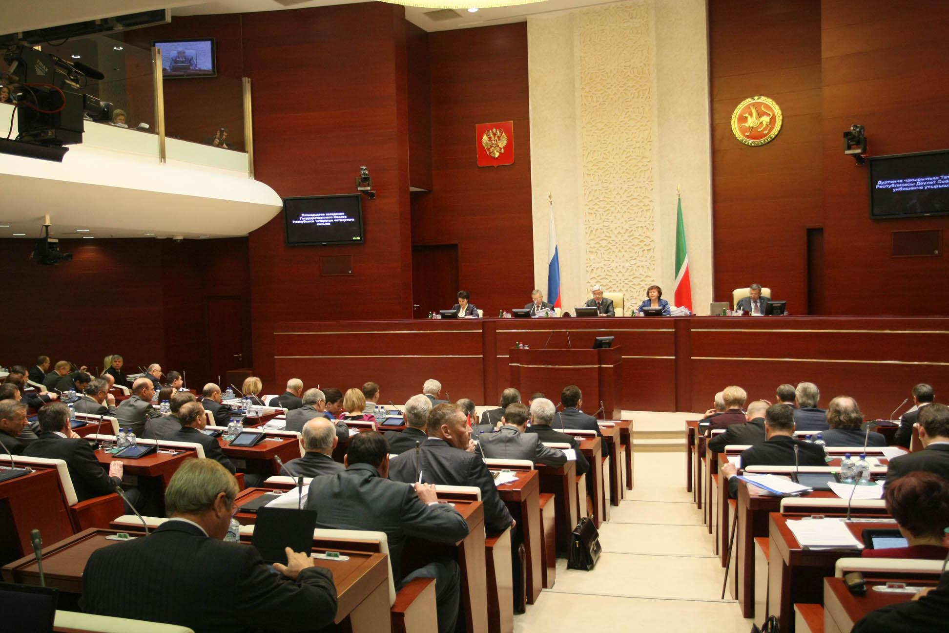 Доходная часть бюджета Татарстана на 2017 год увеличена на 7 млрд рублей