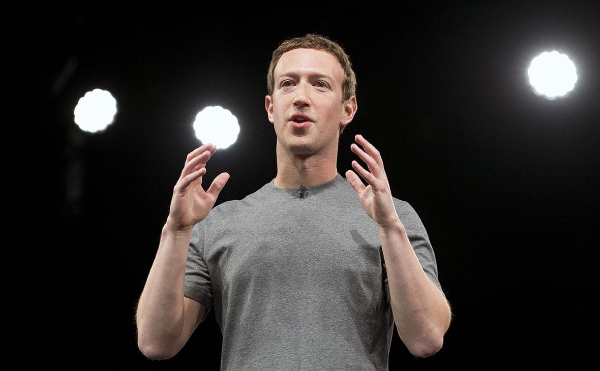 Цукерберг заявил о намерении скоро продать до 75 млн акций Facebook
